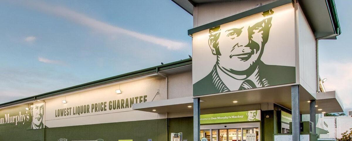 Dan Murphy's alcohol store